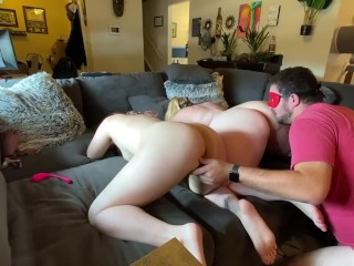 Licking and Fucking both of their delicious asses