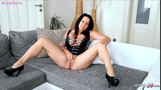Sexy Blondine Große Titten Joi