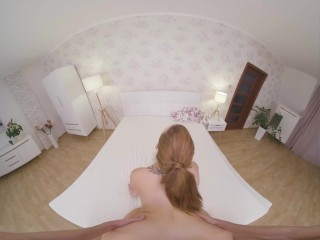 Curvy Redhead Ice Queen Katerina Rina Finally Accepted Your Invitation For Fuck