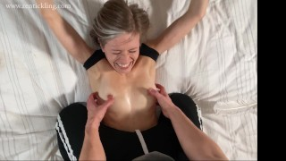 Upper Body Fun with Edith - Zen Tickling Preview