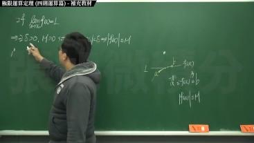 [復甦][真・Pronhub 最大華人微積分教學頻道] 極限篇重點四:極限運算定理 (四則運算篇)|補充教材|數學老師張旭