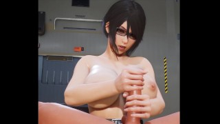 3D Hentai: Sex With Sexy Boosty Secretary Uncensored (Fallen Doll: Operation Lovecraft)