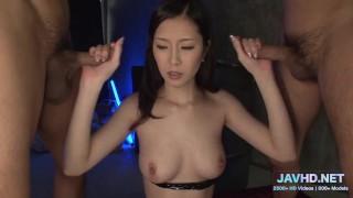 Asian Gangbang Uncensored