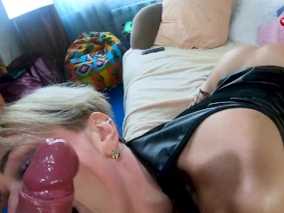 Naughty Milf Gets Herself Fucked Hard In Mouth And Ass To Old Buddy From Instinct – Anal