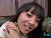 Facial on Asian Tina Lee porn young amateur
