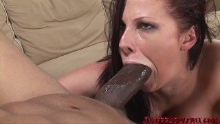 Gianna and her Monster Tits are Insatiable for BBC