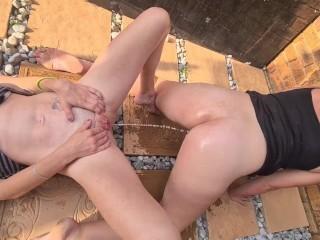 Naked girls in pyramid pissing Lesbian Watersports Porn Videos Fuqqt Com