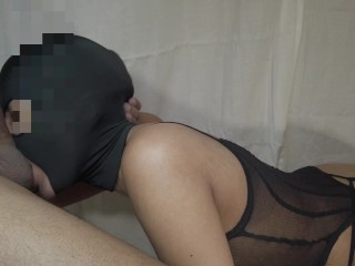 YOUNG MILF WITH BIG ASS LOVE SUCK DADDY COCK ROUGH(TRAINING)-CADYSECRET