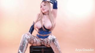 Armpit Fetish Humiliation, Femdom POV 4k Video, sweaty hairy armpits dirty talk