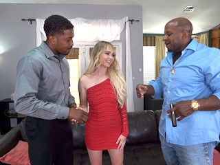 Lilly Bell Planning Her Bachelorette Party With Big Black Cocks