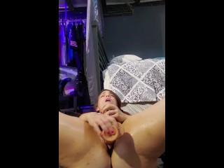 Last orgasm of the night