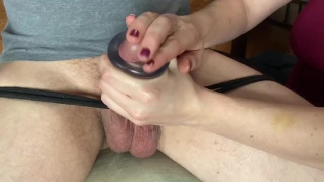 Post Orgasm Torture Milking
