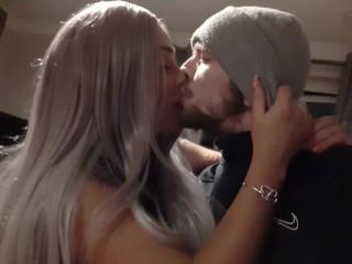 Hottest couple on pornhub sucking and fucking