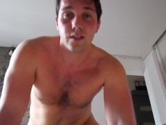 Missionary love making POV with dirty talk