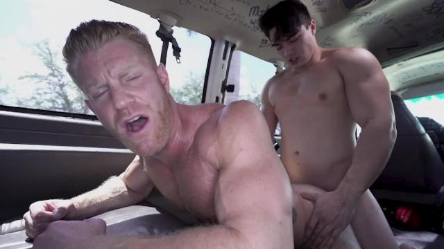 Gay Sex In Bus