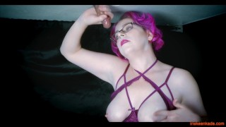 Milked, Licked, Sucked, Drained and Ruined all over my Irish MILF Tits!
