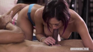 All Natural Chloe Amour Cheats on Her Boyfriend!
