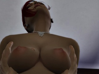 Fobidden Love 7 (Georgous Red Head Milf Begs Best Friend For Creampie After Husband Leaves For Work)