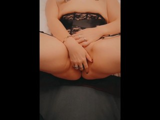 Husband Fucks My Ass and Pounds My Pussy Until I Cum Hard On his Cock