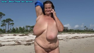 Curvy Brunette Mature