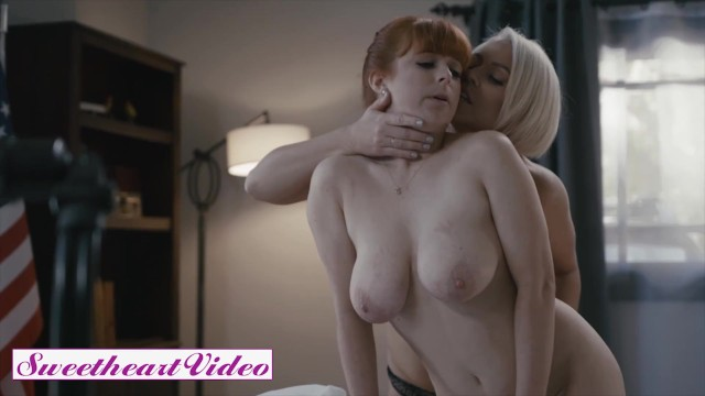 Sweet Heart Video - Helena Locke Orders Penny Pax To Spread Her Legs & Eats Her Pussy In Her Office