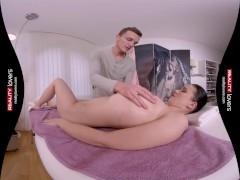 MILF Ally Style in VR Porn