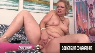 Golden Slut - Grandma Has a Metal Lover Compilation