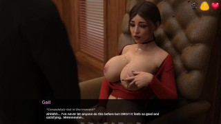The Office - #3 Hot Sex Asmr With My Boss