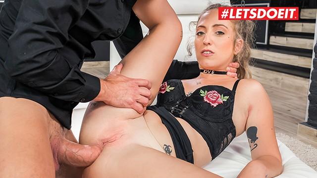 HerLimit - Venom Evil Tight Ass Spanish Teen Intense Anal Fucking Orgasms - LETSDOEIT