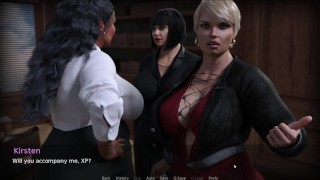 Curvy Cougars Street v1.1 - THREESOME WITH SHARON AND DIANE (2-2)