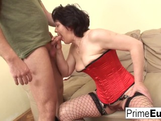 Granny Brunette Porn - Brunette Granny Porn Videos - fuqqt.com