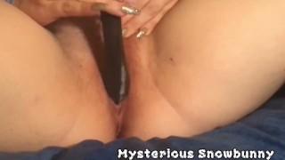 Thick MILF Creamy Pussy Masturbation OMG I'm Cumming