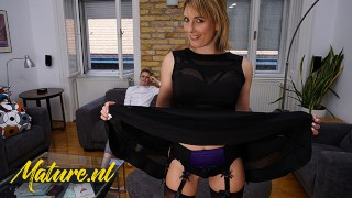 MILF Emma Klein Invites a Toyboy Over For Some Rough Anal Sex