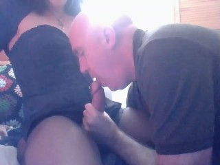 TWO WAY TRANNY COCK sucking course