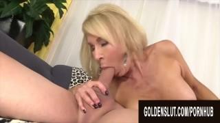 Golden Slut - Lovely Grannies Getting a Proper Mouthful Compilation