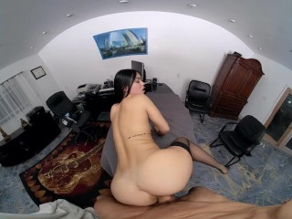 Being Promoted Requires Fucking Your Latina CEO Alina Lopez In Her Office