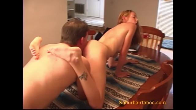 Teen Ass Licking