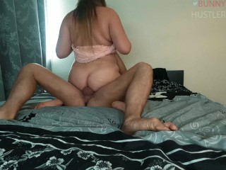 cowgirl riding my dick