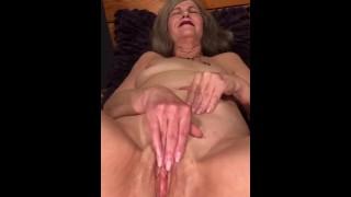 Grandma Masturbation Orgasm