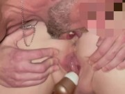 Bambi Squirted While I Licked Her Asshole, She Deepthroated Me, Then Finished With An Anal Creampie
