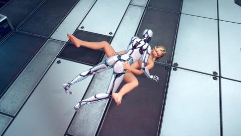 Sex robot porn