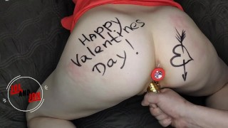 Happy Valentine's day Hardcore Fuck! Hot Wet BDSM games. DP, fisting, slapping. 1080HD, 60FPS.