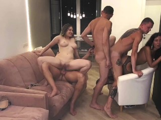 Homemade hot bisexual orgy bisexual and gay porn