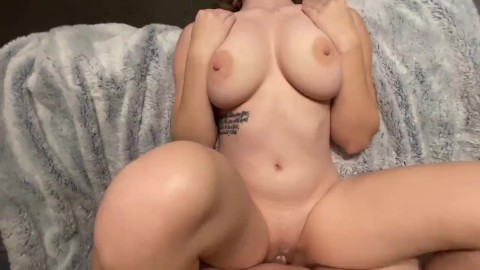 Tits natural looking Old Women