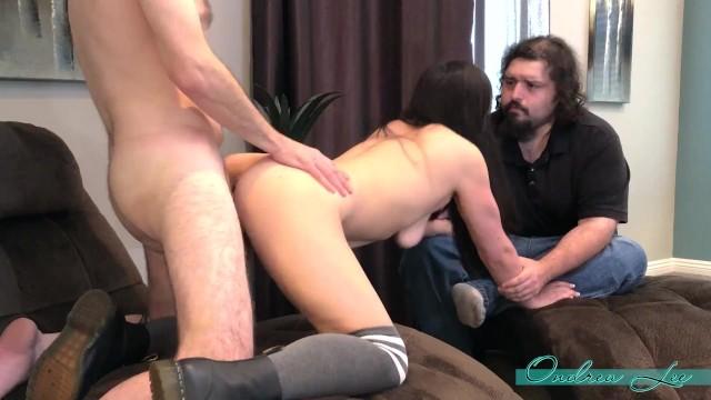 Cuckold Fucking My Boyfriends Boss To Keep His Job Full Video
