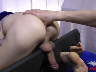 Rimming Closeup - Homemade Porn - Foot Fetish