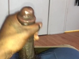 The Biggest Cock & The World Milking To A Huge ( HandPie )