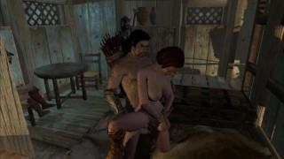 Binding. Sex games partners. Bdsm porn | Porno Game 3d