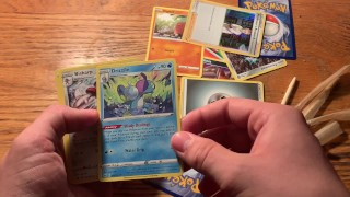 Pokemon Sword & Shield Pack Opening - Mother May I Have A Monkey?