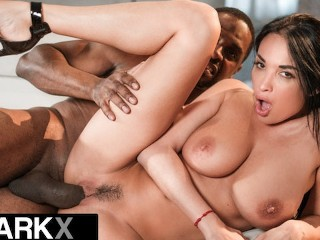 Anissa Kate Knows How To Satisfy Her Man Like A Queen! - DarkX